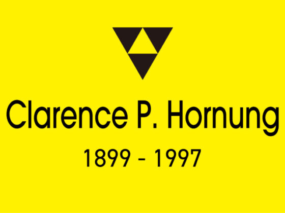 Clarence P. Hornung_デザイナーアーカイブ