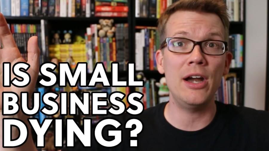 なぜビジネスを始めないのか