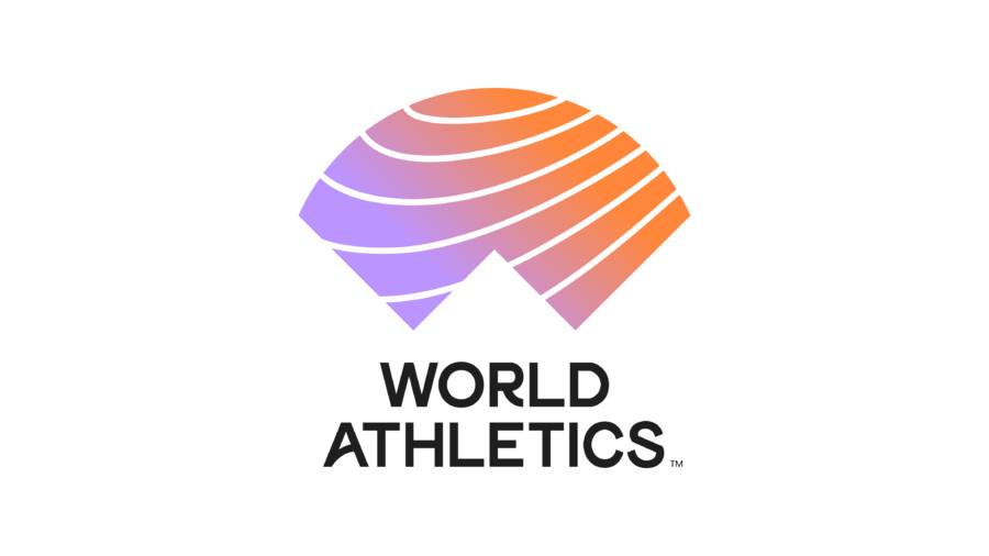 国際陸上競技連盟のロゴデザイン