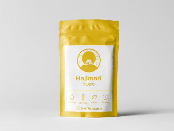 1日のはじまりを想起させるのお茶のパッケージデザイン