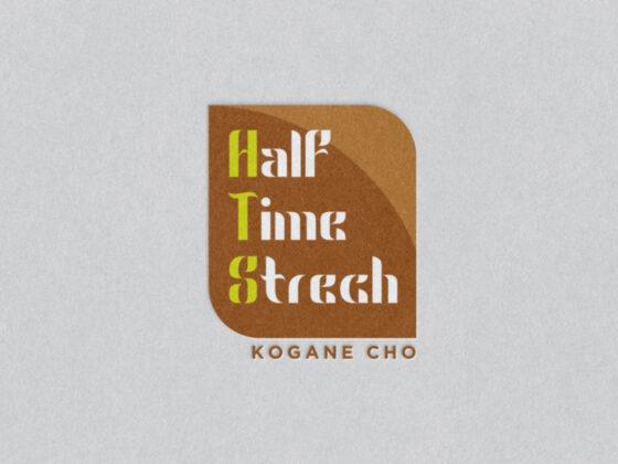 ストレッチサロンのロゴデザイン
