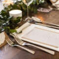 自然のモチーフを使用した様々な美しい招待状デザイン