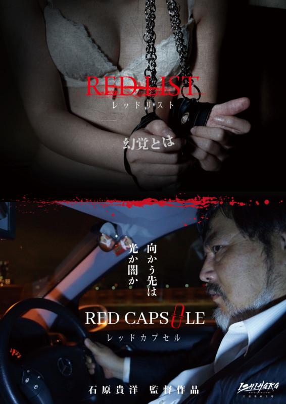 2作品同時上映の映画ポスター_A2サイズ