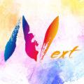 建設・塗装会社のカラフルなロゴデザインを作成しました。