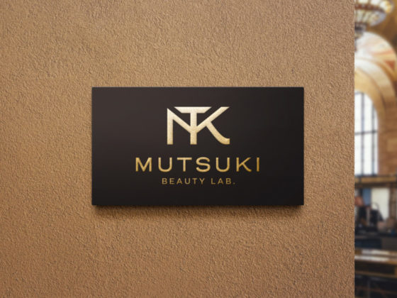 コスメ・美容サービスのロゴデザイン