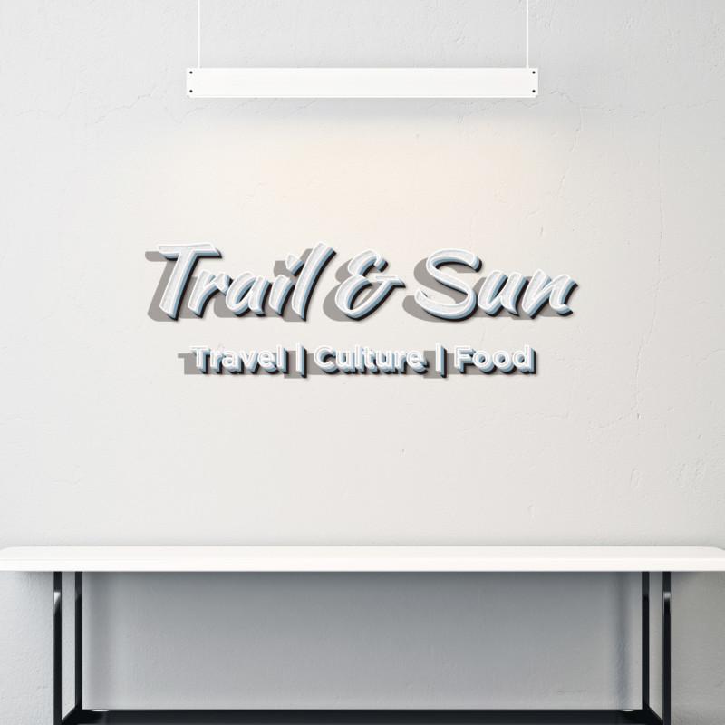 個人WEBサイトのロゴデザイン