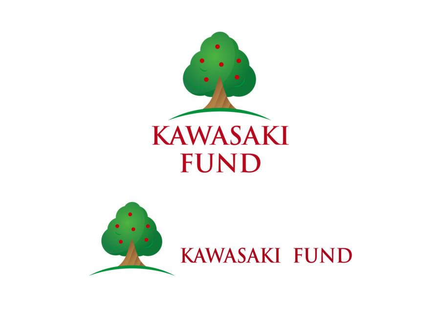 大樹をモチーフにした金融関連の企業ロゴ作成例