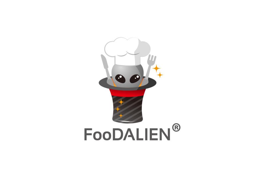食品卸事業会社のロゴ