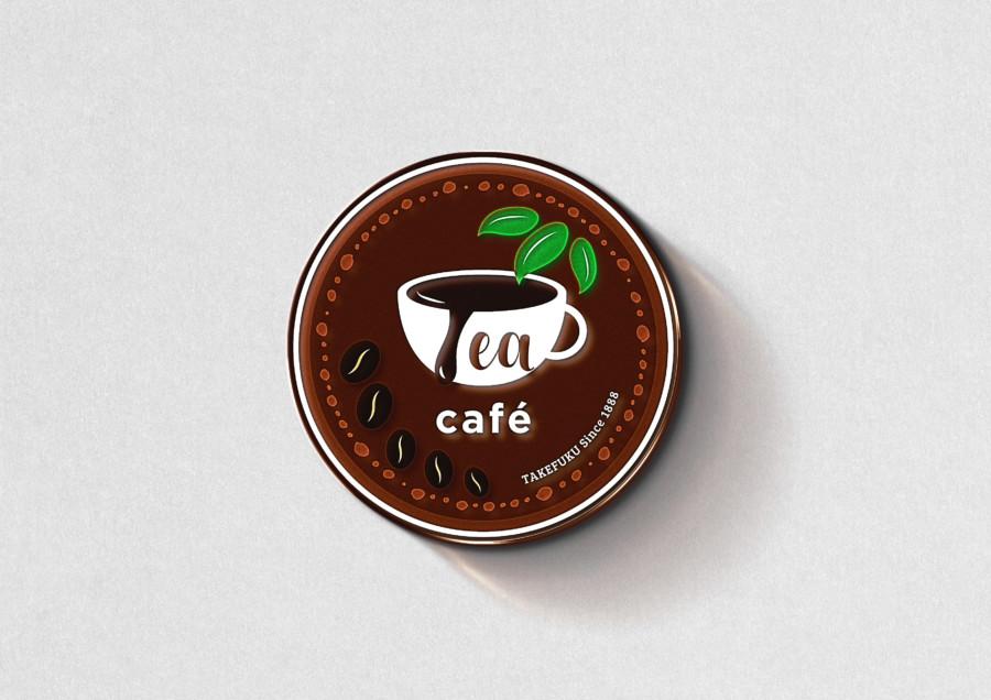 雑貨カフェのロゴデザイン