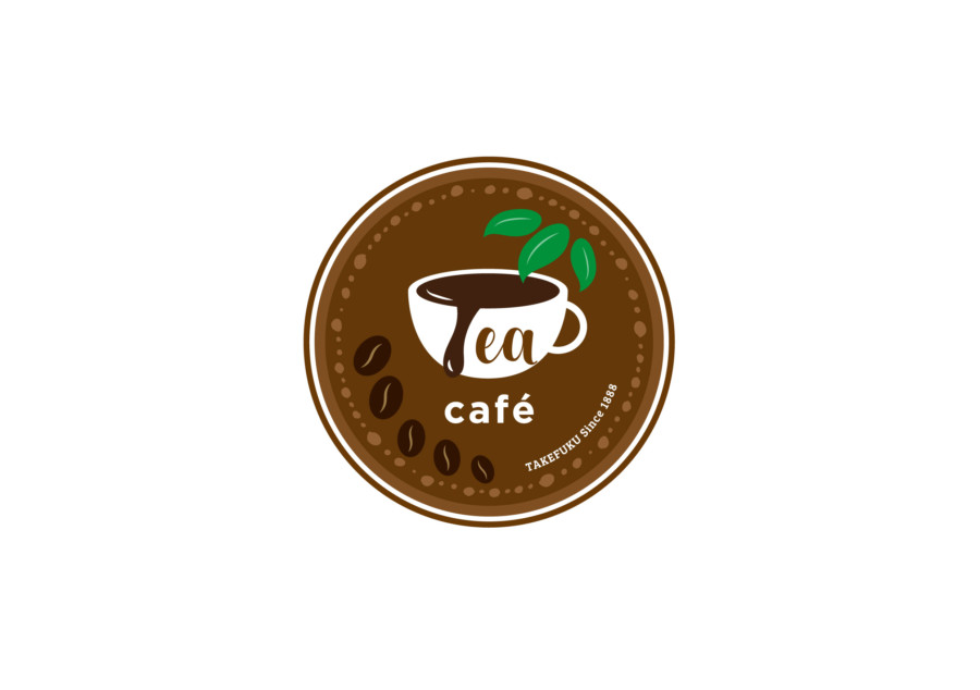 雑貨カフェのロゴ