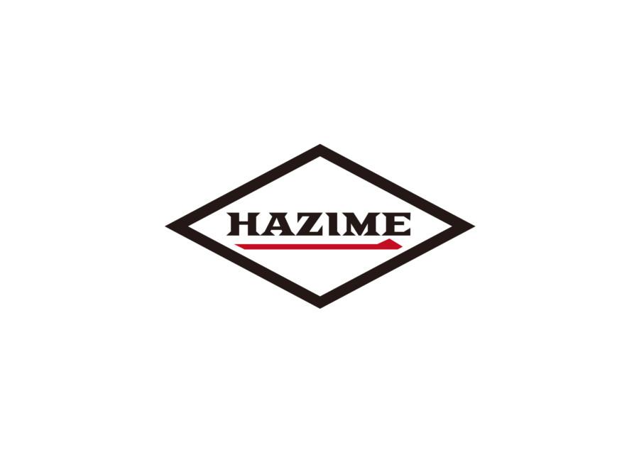 防水工事企業の家紋風ロゴ
