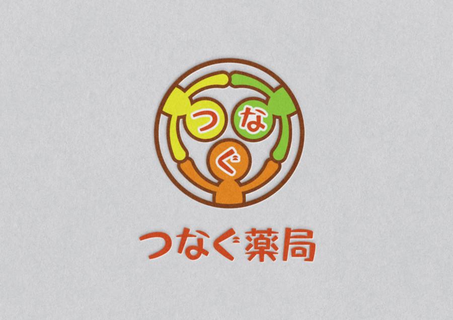 薬局のロゴデザイン_1