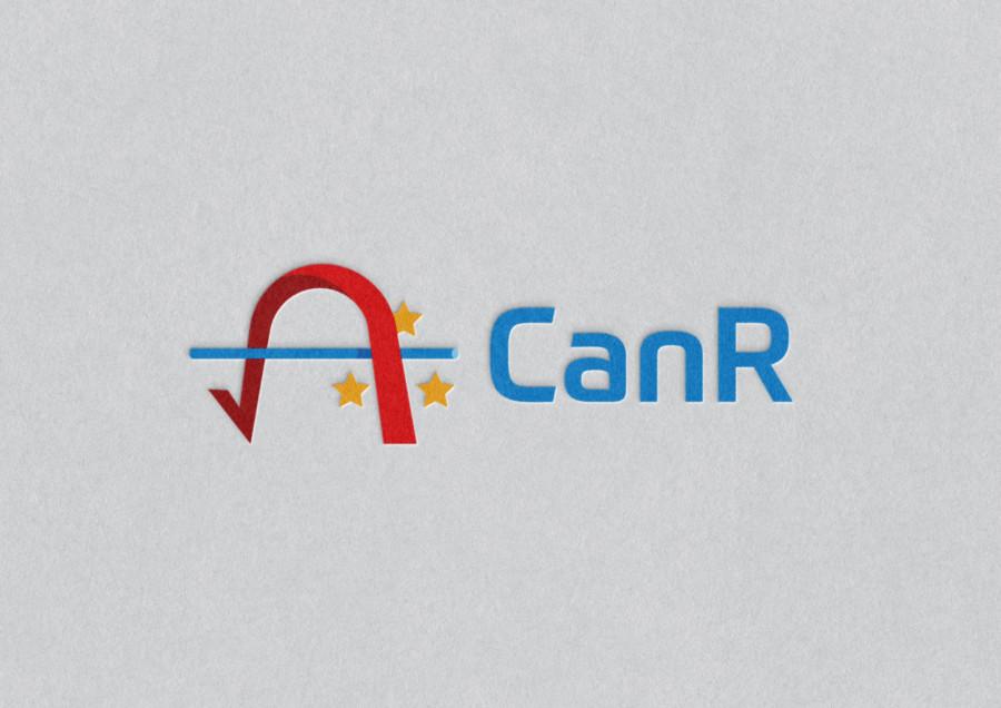 スポーツのVRトレーニング開発会社のロゴデザイン_2