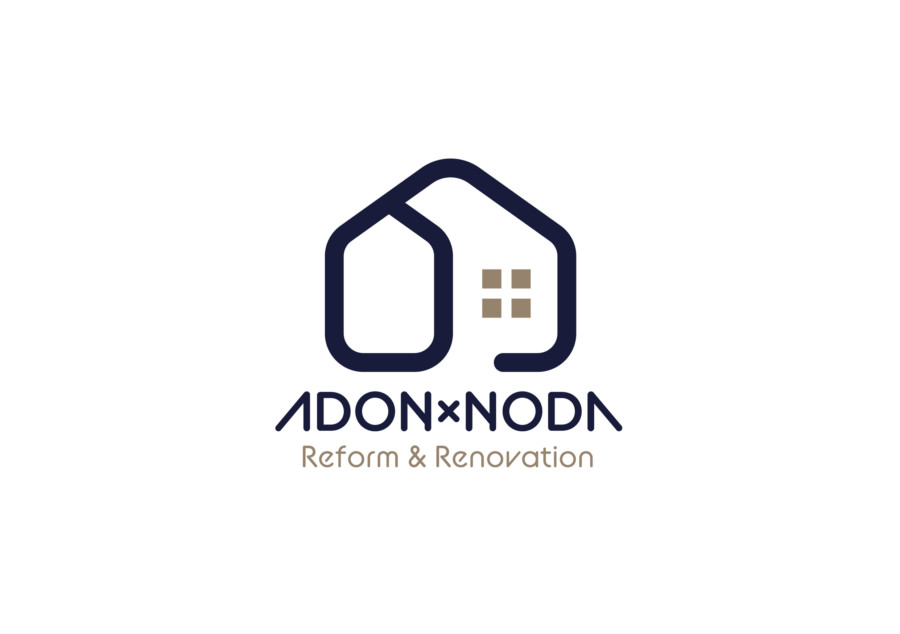リフォーム・リノベーション会社のロゴ