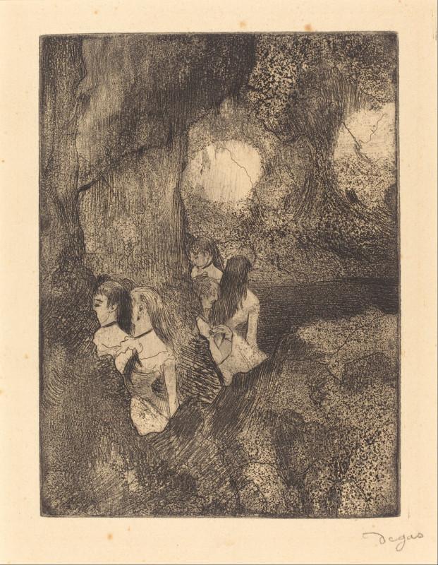 エドガー・ドガ(Edgar Degas)の作品例