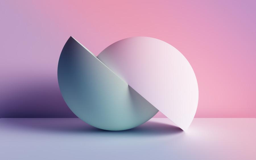 シンプルでミニマルなロゴデザイン作成例
