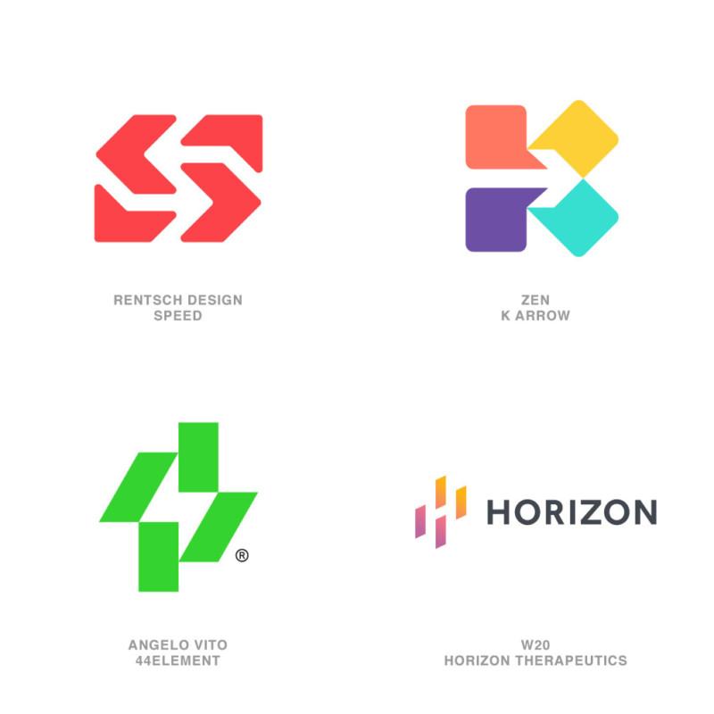 ロゴデザインのトレンド1【カウンター】