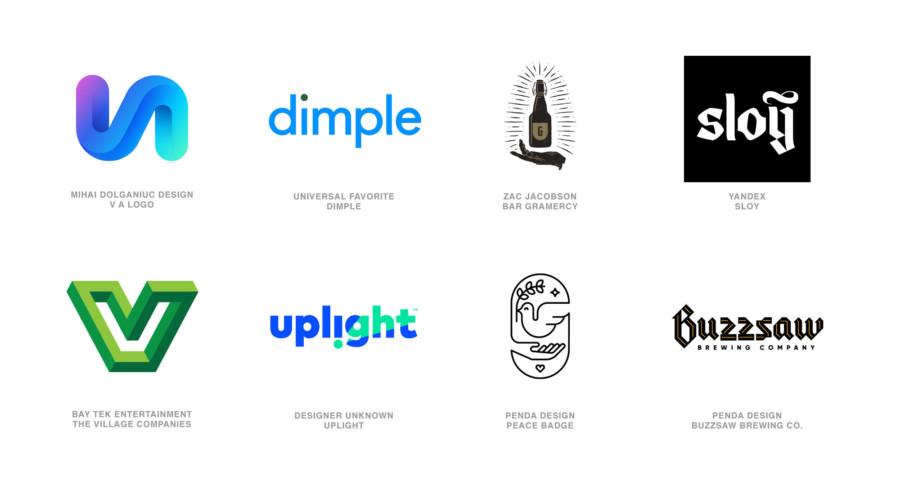 2020年ロゴデザインのトレンド15選