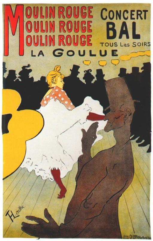 アンリ・ド・トゥールーズ=ロートレックのポスター