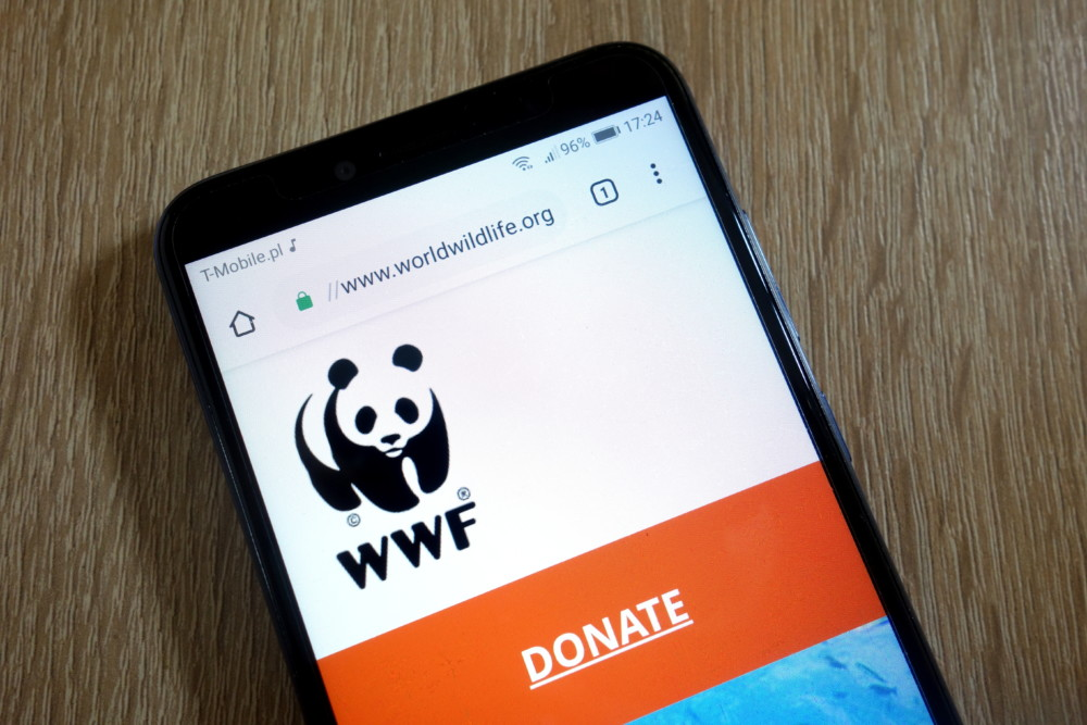 WWFのロゴ