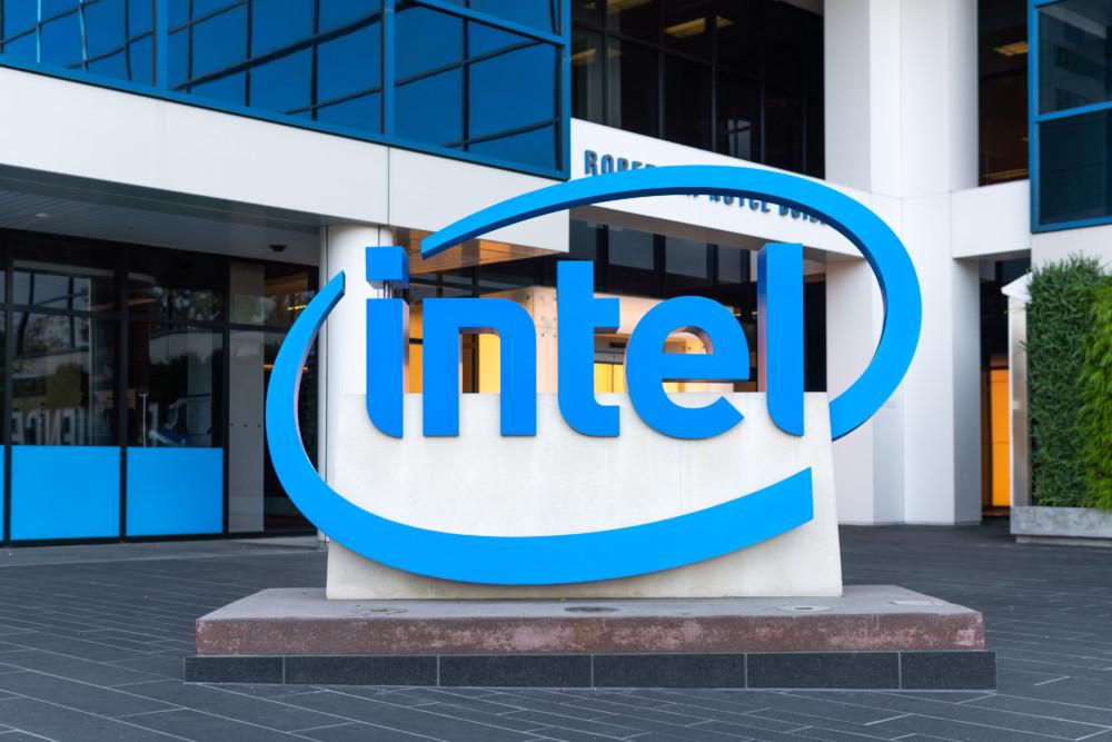 インテルの2代目ロゴデザイン