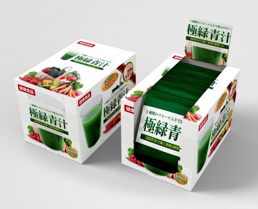 食品パッケージデザイン事例 2