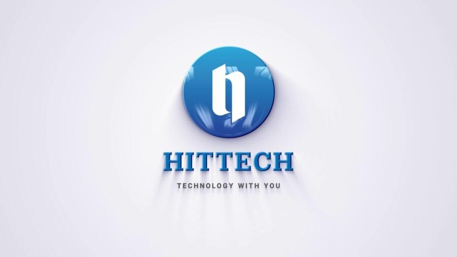 テクノロジー系企業のモーションロゴデザイン