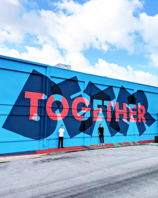 コミュニティー・センターからのデザイン作例
