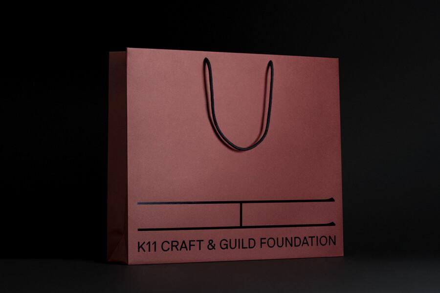 工芸美術の伝統を守る財団のブランディング3
