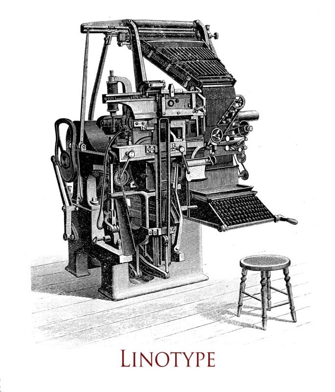 Linotype(ライノタイプ)