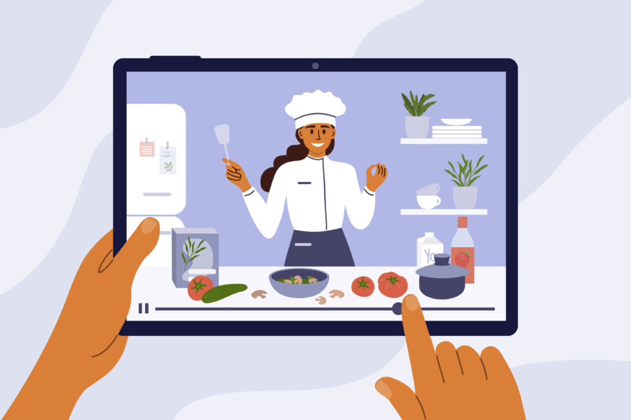動画を活用して飲食店の魅力を伝える