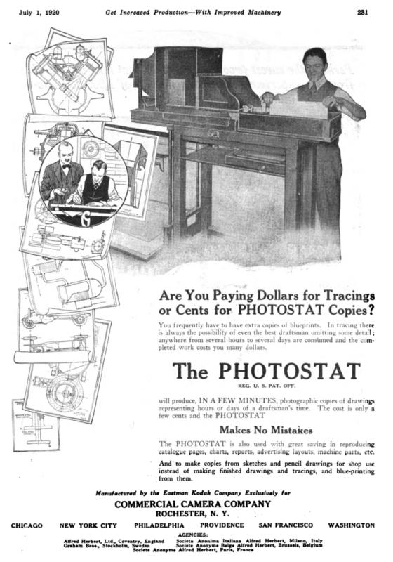 フォトスタットの広告デザイン