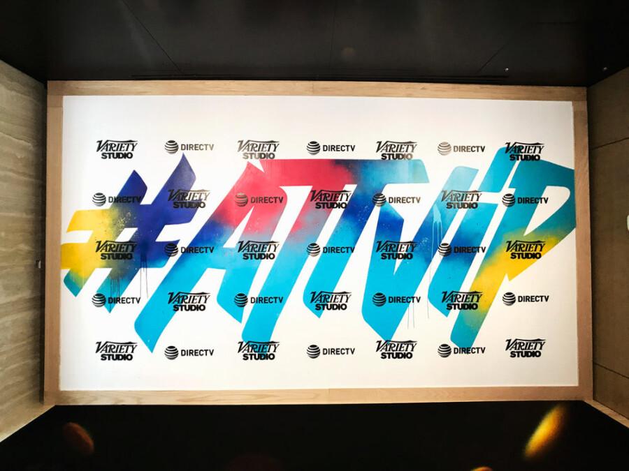 特設スタジオのグラフィティ2