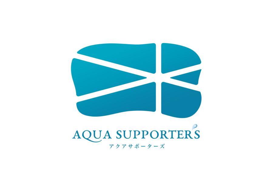 水のプロフェッショナルを派遣する企業_ロゴデザイン
