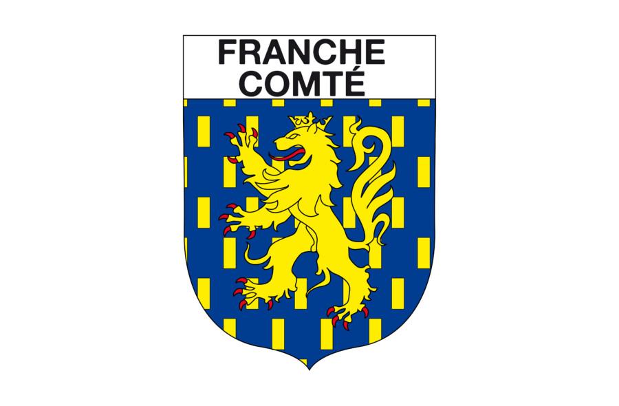 フランシュ・コンテの紋章