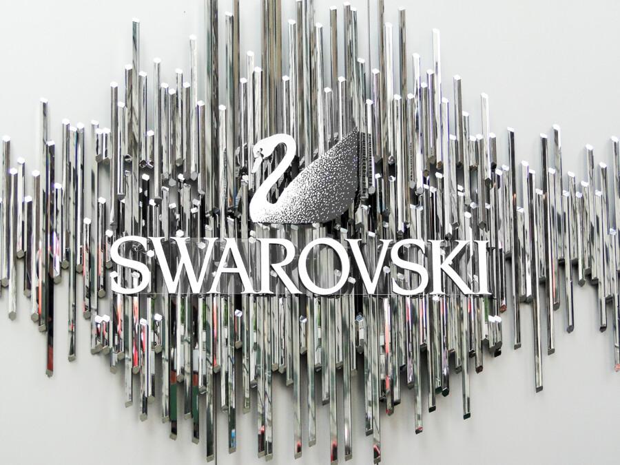 スワンのシンボルマークロゴ