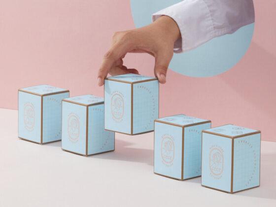 スタジオTsubakiのパッケージデザイン