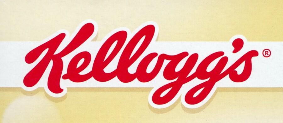 ケロッグのロゴ