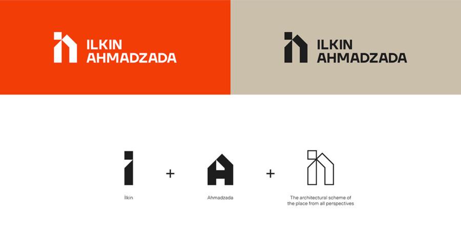 建築デザイナーのロゴデザイン1
