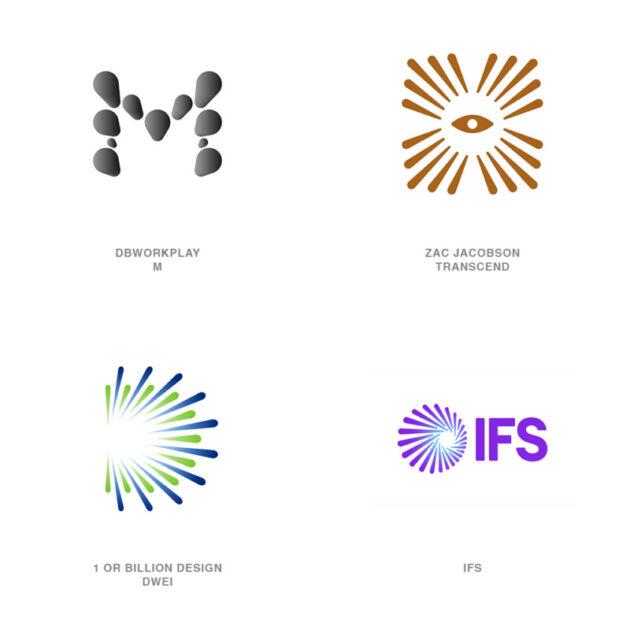 ロゴデザインのトレンド15【棒】