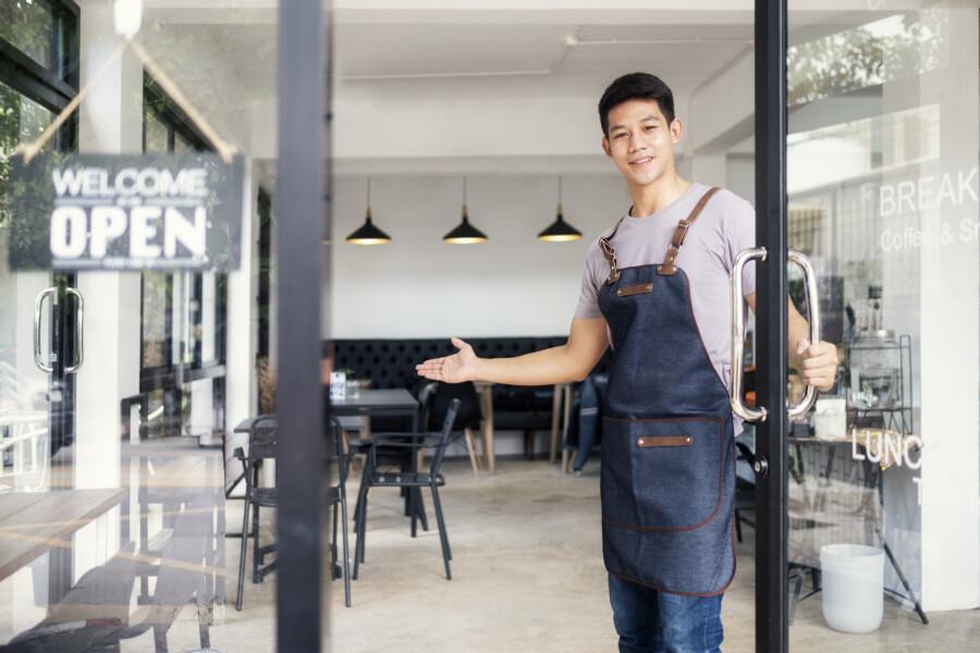 飲食店のデザインについて