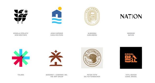 2021年のロゴデザイントレンド15選