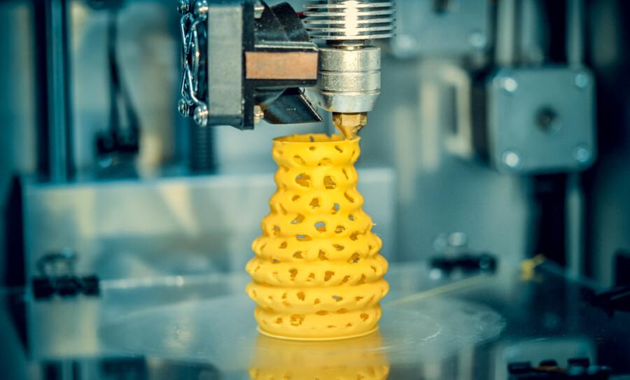 3Dプリンティング