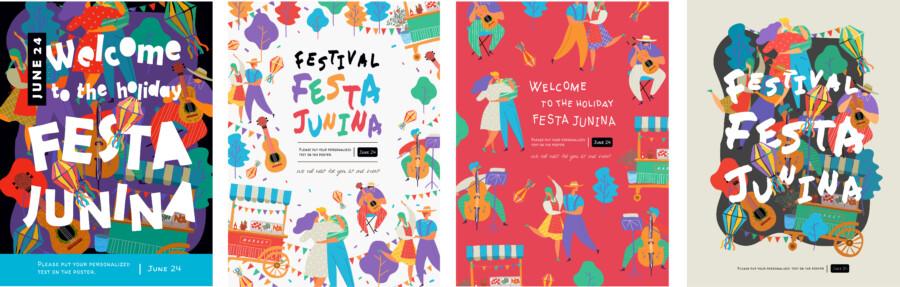 イベントポスター例