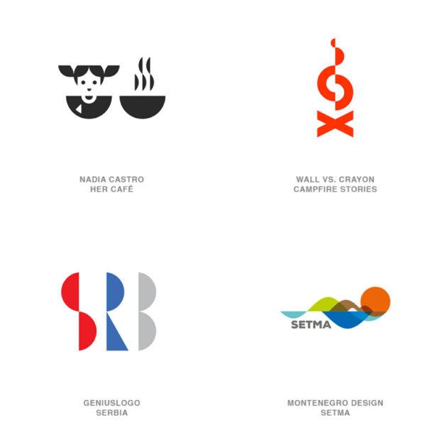 ロゴデザインのトレンド8【チェーン】