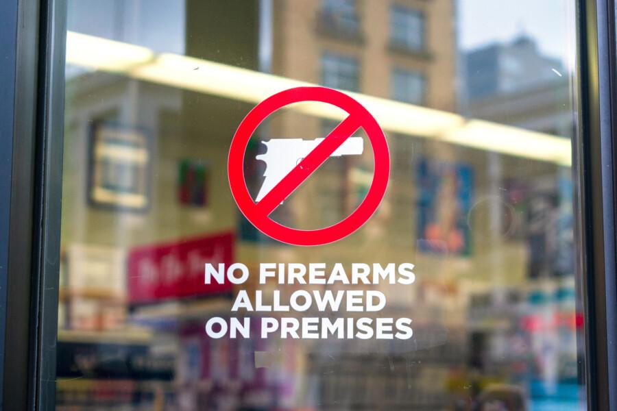 銃規制を訴える動画について