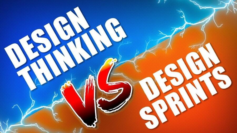 デザイン思考とデザインスプリントの違い