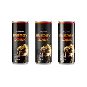 缶飲料のデザイン事例