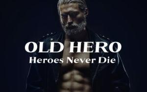 フリーフォント OLD HERO