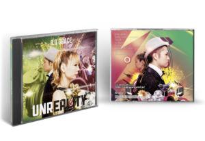 男女二人組R&Bユニットのアルバムジャケット